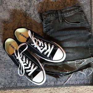 New Classic Black Converse